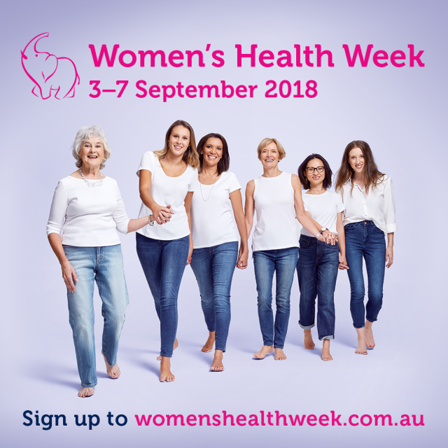 Women's Health Week
