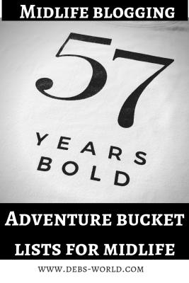 tips for midlife bucket lists