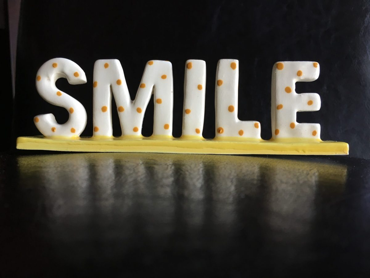 Wordless Wednesday: Share your smile with the world :)