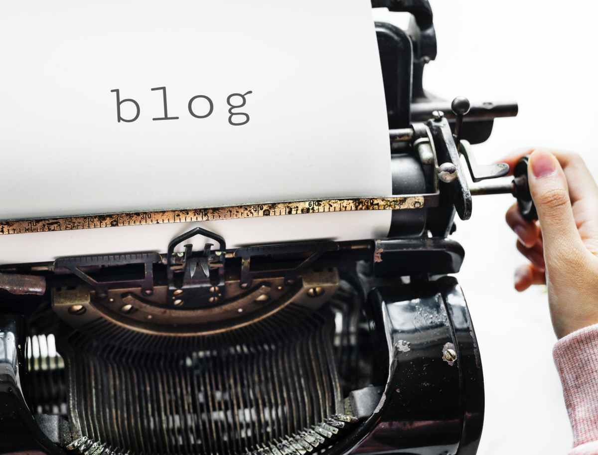 Blogging is not for the fainthearted!