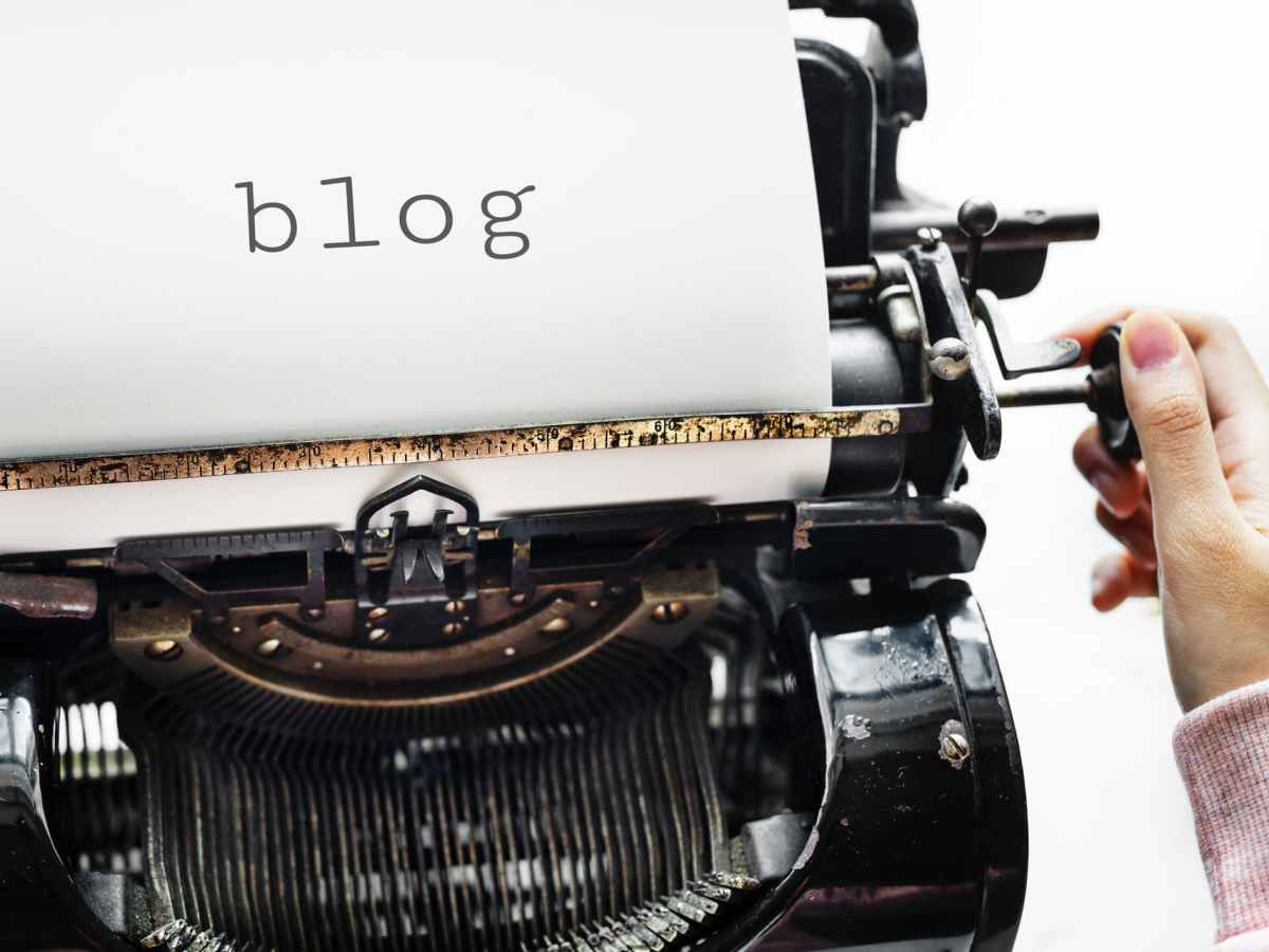 Blogging isn't for the fainthearted