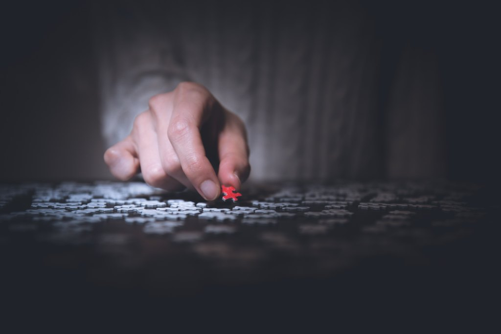 Photo of a puzzle by Ryoji Iwata on Unsplash