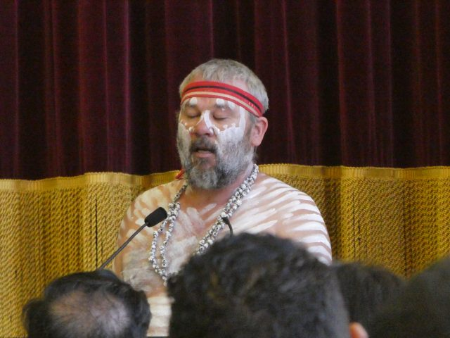 Duncan - Aboriginal performer
