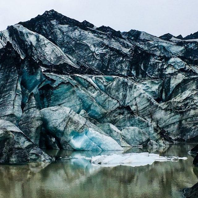 Sólheimajökull Glacier Iceland
