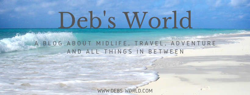 Deb's World banner
