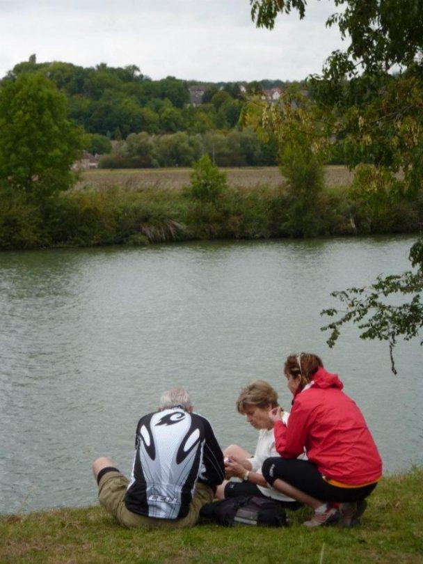 Cycle tour Paris to Bruge
