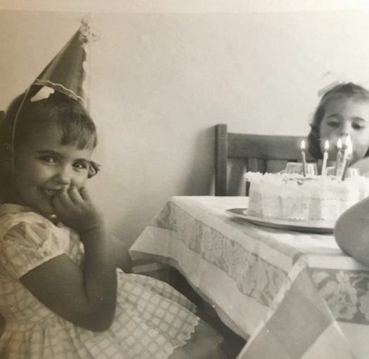 My fifth birthday party