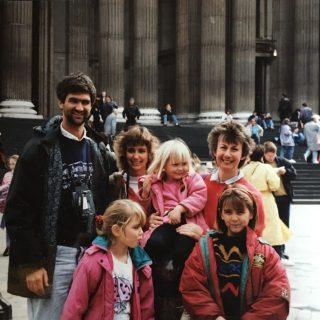 Living in the UK in 1992