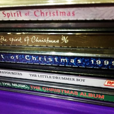 Old school Christmas music