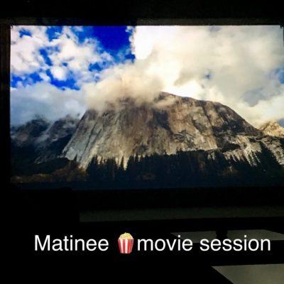 Matinee Movie - The Dawn Wall