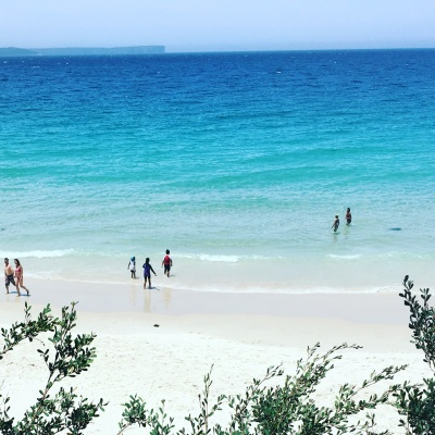 Beach holiday in a beautiful part of the world - Jervis Bay