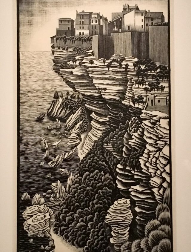 Bonifacio by Escher