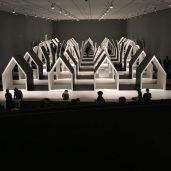 Transforming houses by Oki Santo/nendo