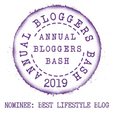 YOU CAN VOTE NOW!! Thanks for the nomination in the Best Lifestyle Blog category of The Annual Bloggers Bash Awards!