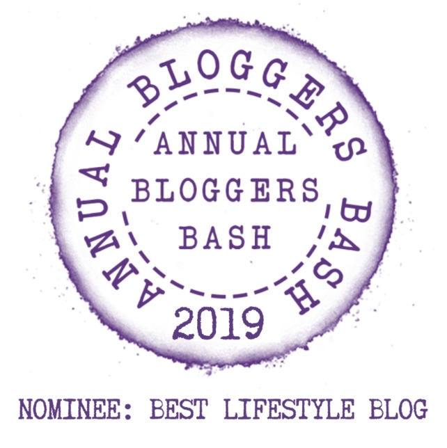 Nominated in Best Lifestyle Blog category of the Annual Bloggers Bash Awards