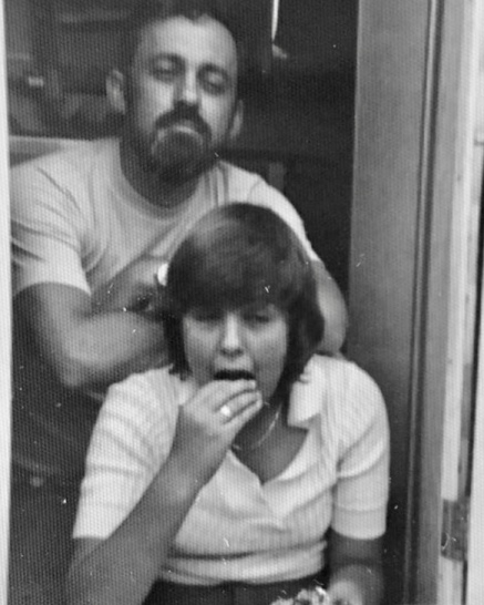 Sharon and Dad