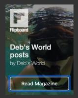 Flipboard cover