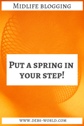 Put a spring in your step