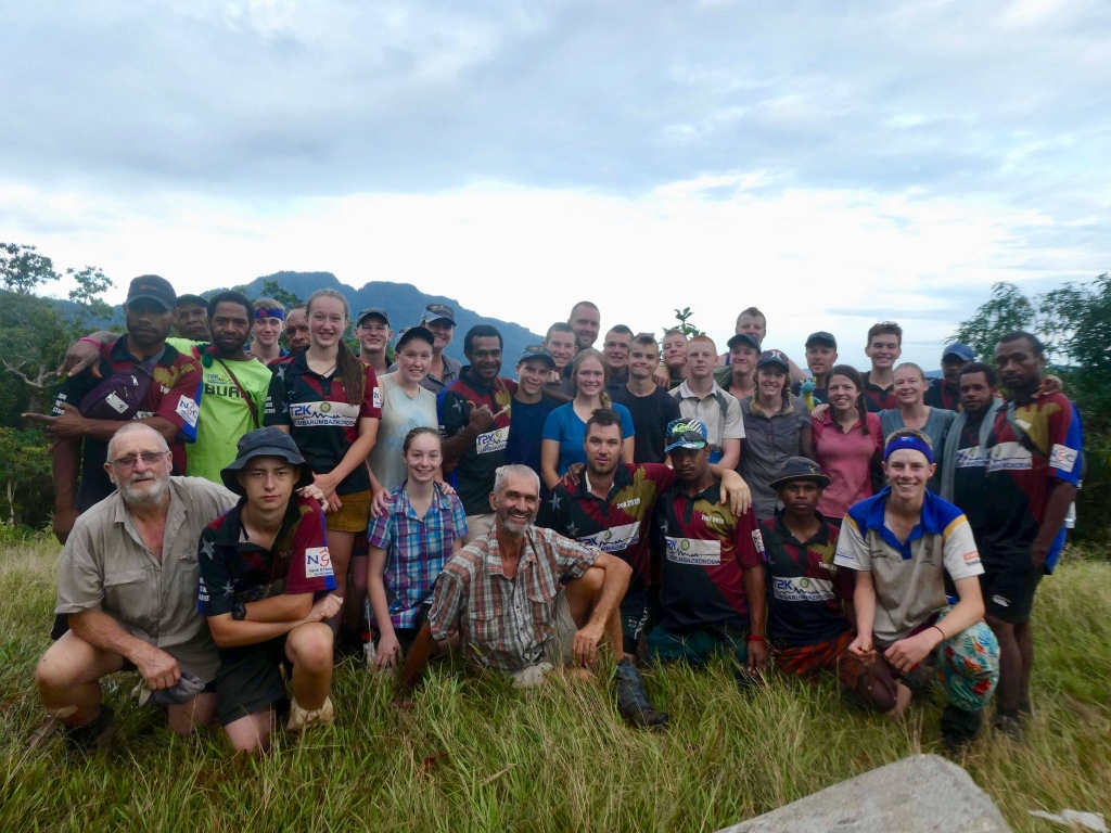 Kokoda group 2019