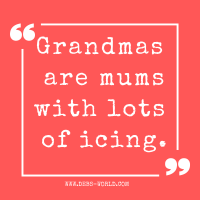 Why involving Grandma in your pregnancy is a good idea - written by a Granny (obviously)
