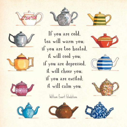Red Tractor Designs Tea pic