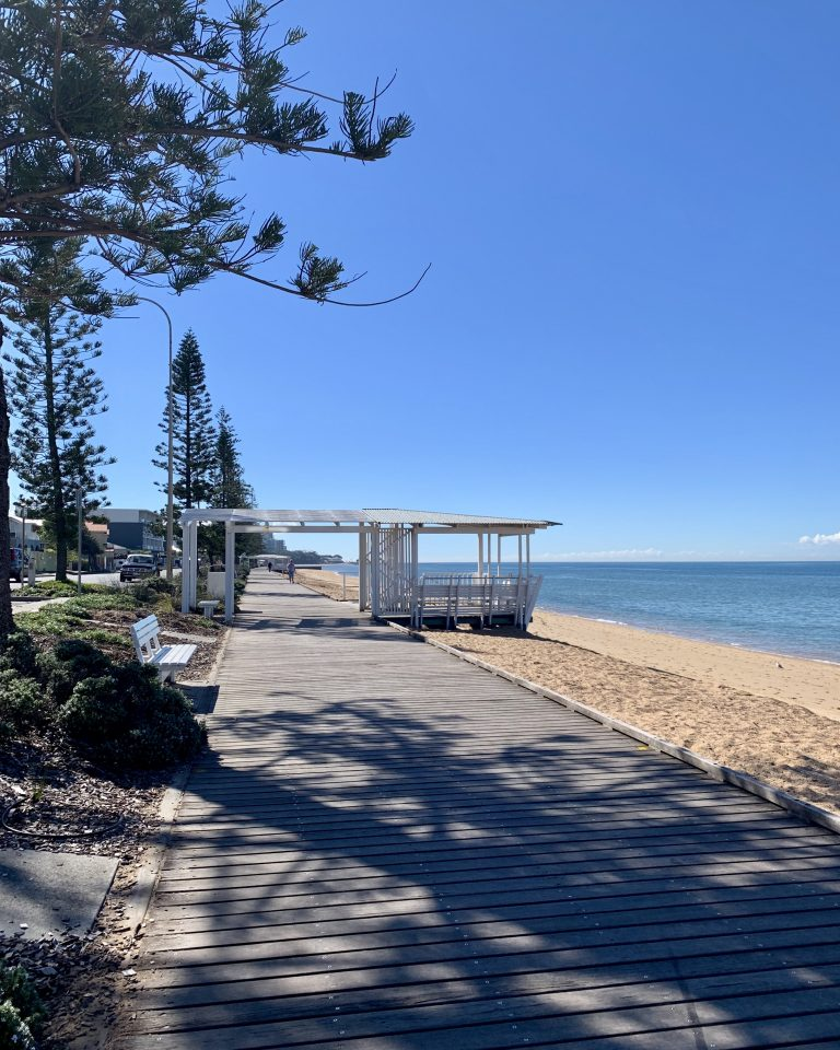 Moreton Bay Cycleway Brisbane