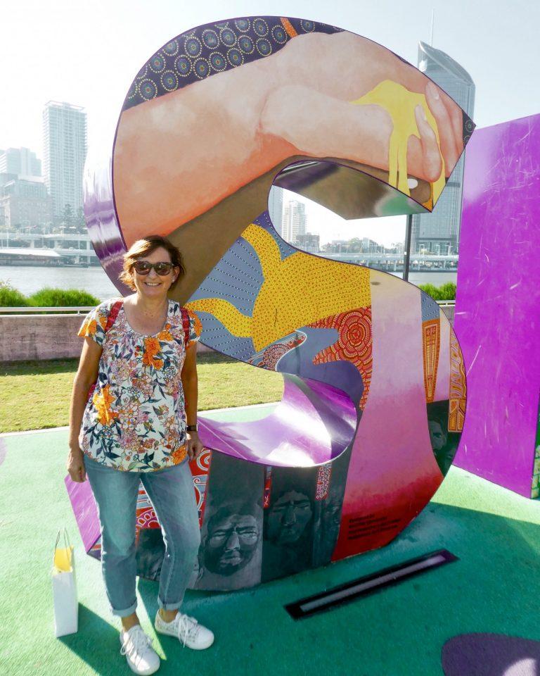 Brisbane artwork