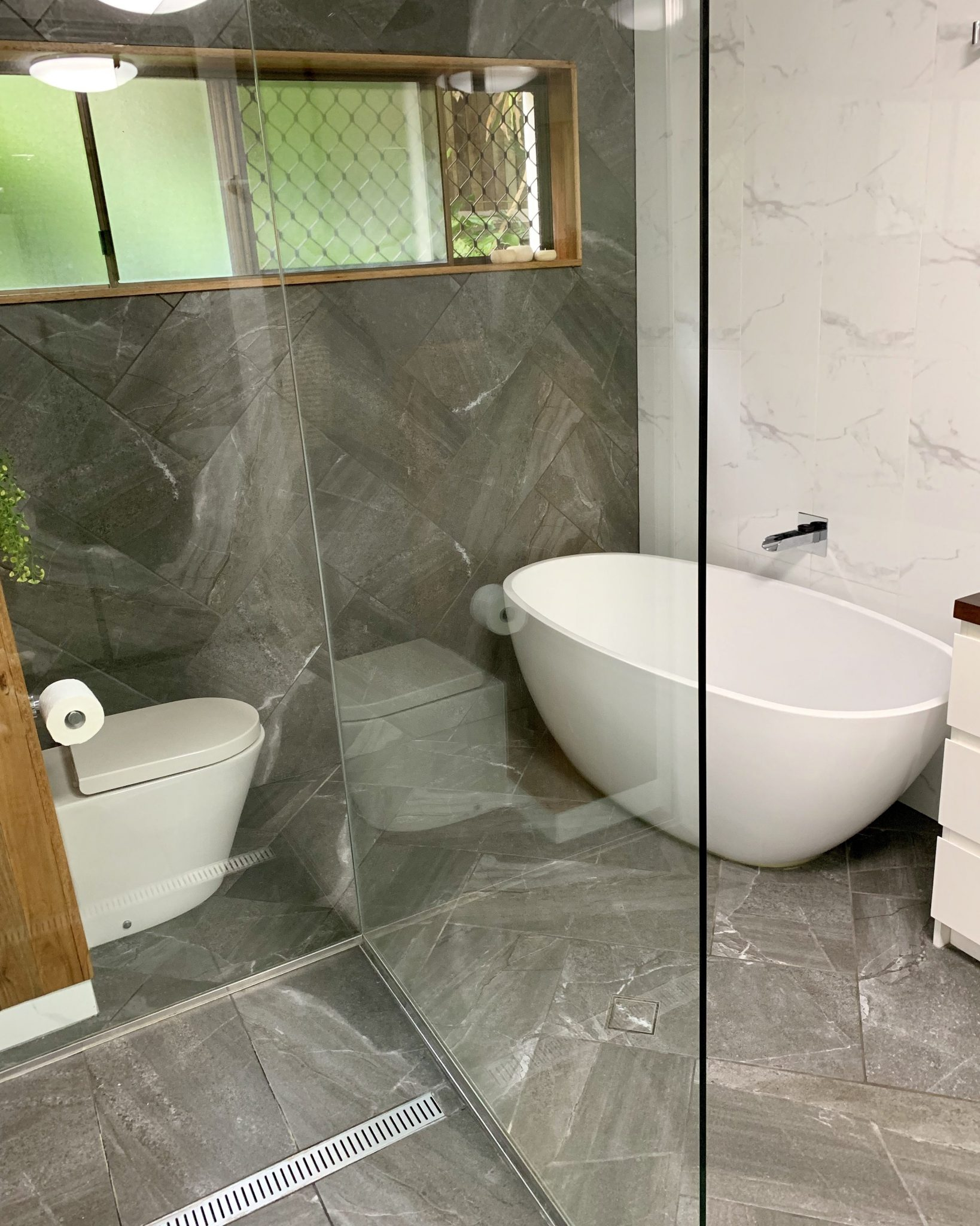 Delightful Bathroom at our Airbnb in Noosa