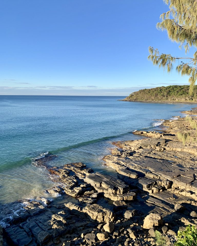 Stillness at Noosa