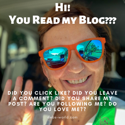 You read my blog?