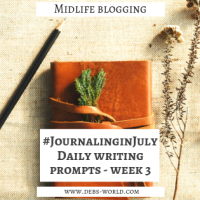 Journaling in July Week #3