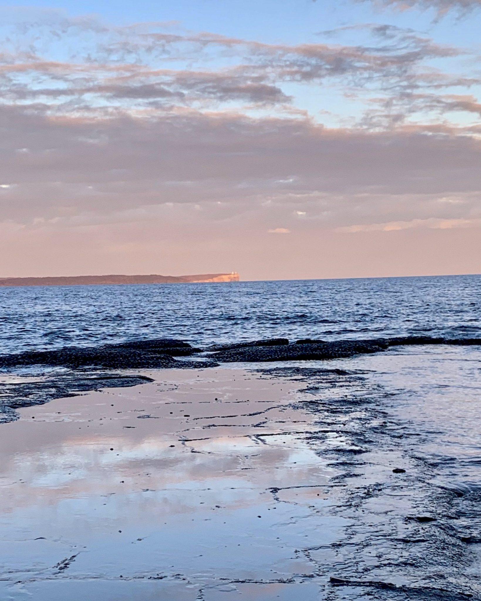 Sunset at Huskisson
