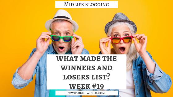 Winners and Losers week 19