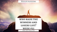 Winners and losers 21