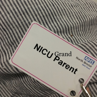 NICU Grandparent