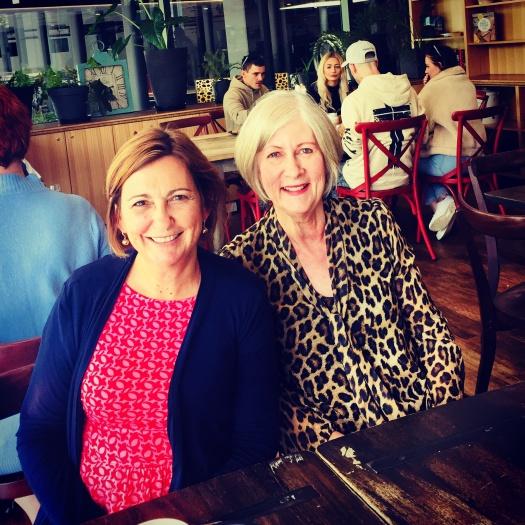 Debbie & Toni