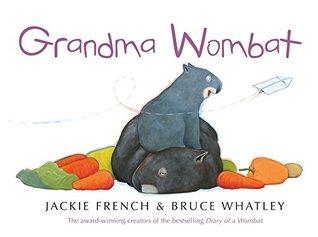 grandma wombat story book