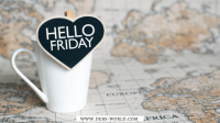 Friday question banner