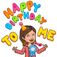 Happy Birthday - a birthday letter to myself