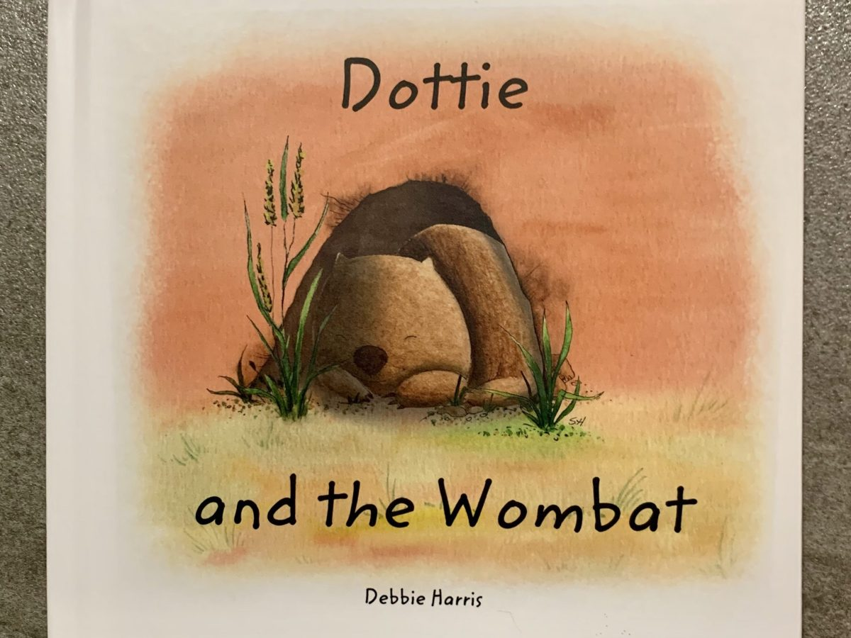 Dottie and the Wombat book