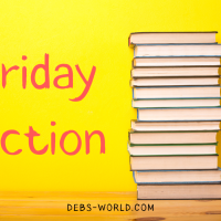 Friday Fiction - Books and movies are  great company