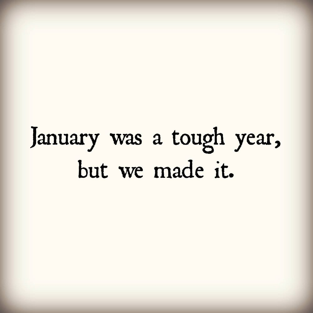Join me for a chat and a January update: Jumping into the New Year