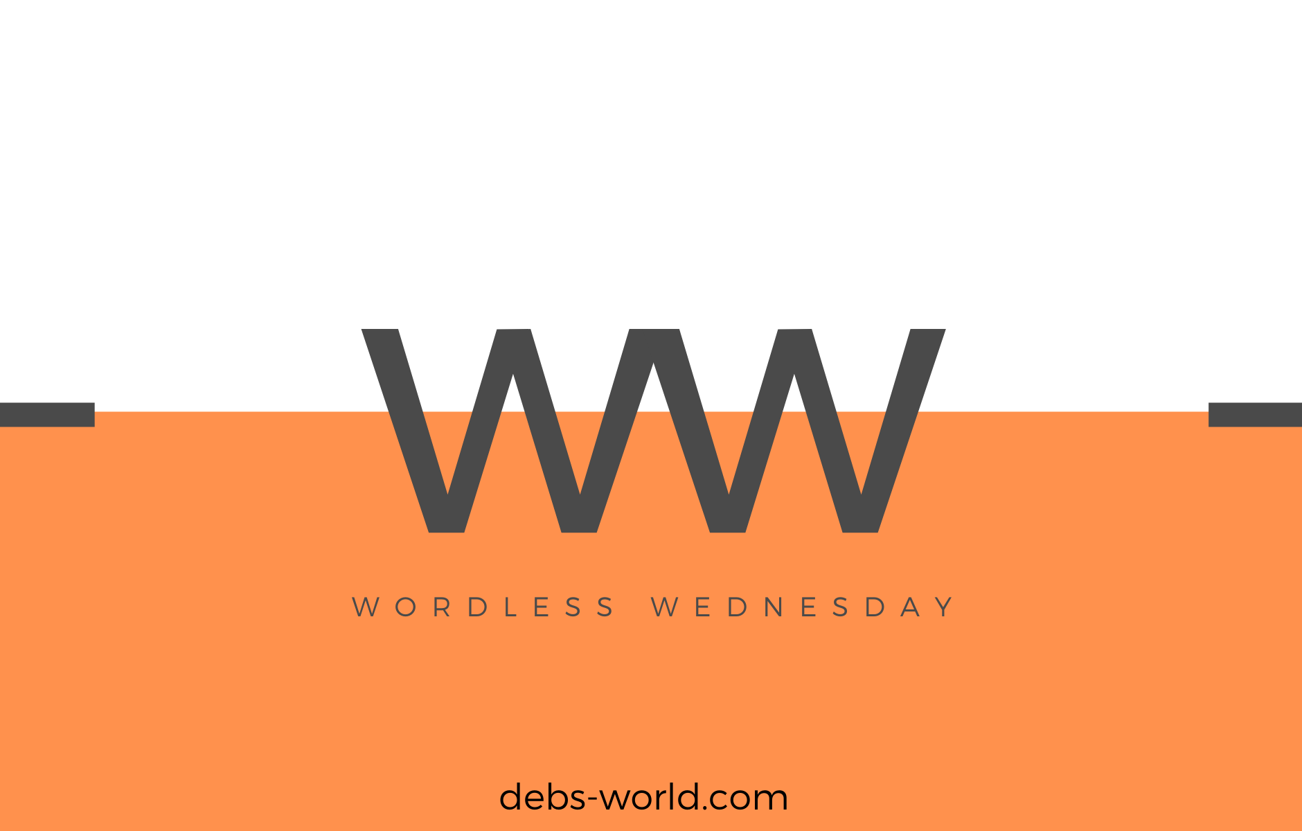 Wordless Wednesday banner