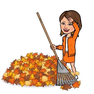 Debbie in autumn