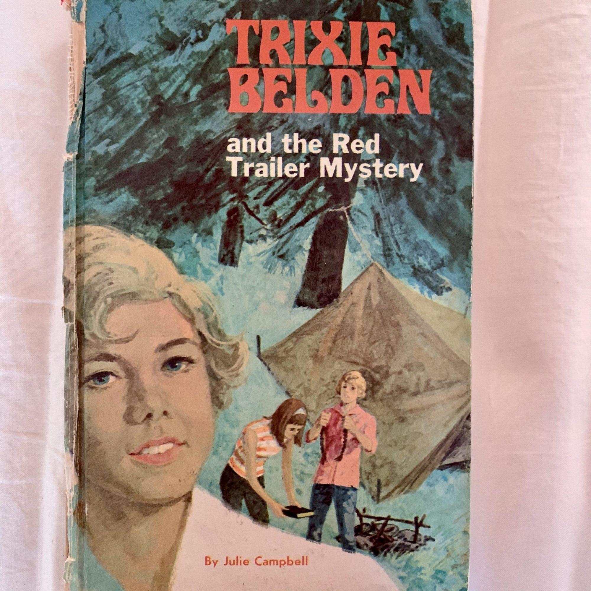 Trixie Belden - favourite book