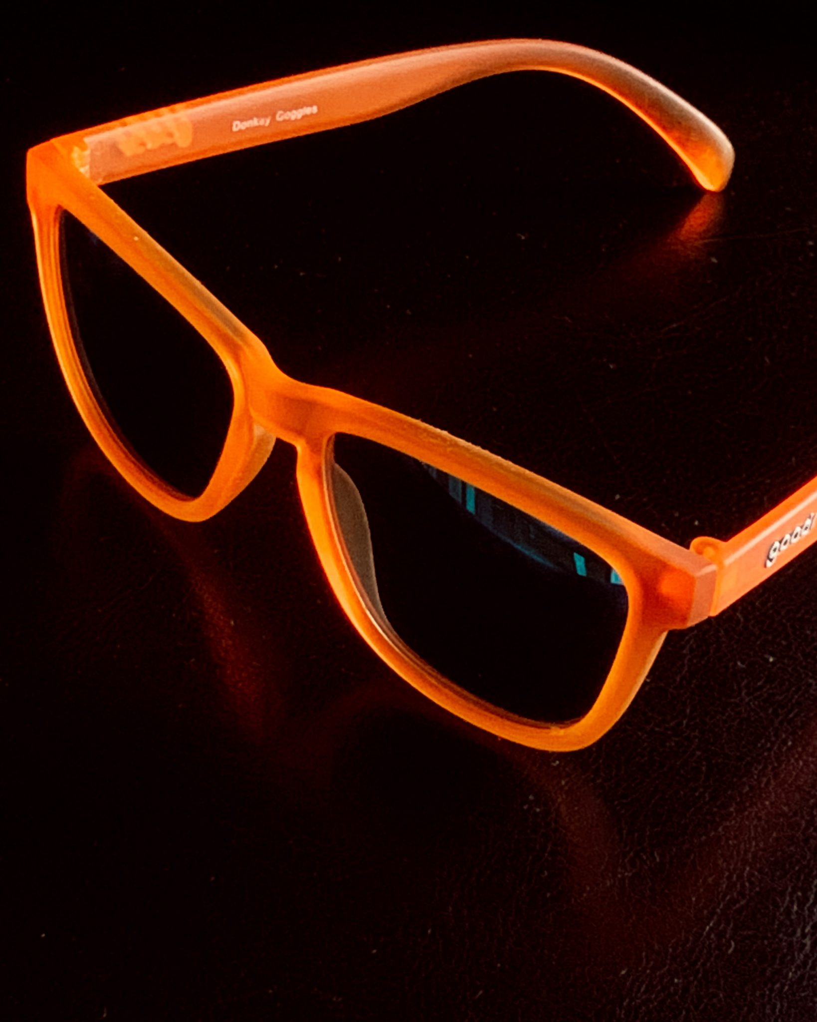 O is for orange sunnies