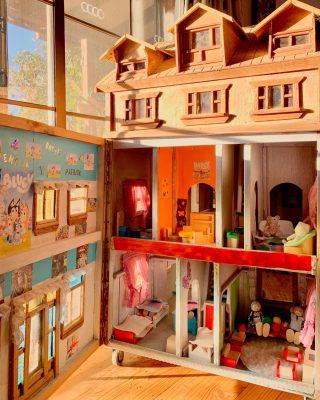 Dolls house reno