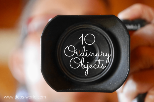 10 Ordinary objects header