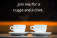 Cuppa and a chat