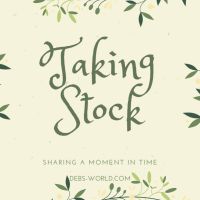 Taking Stock - thoughts on life lately